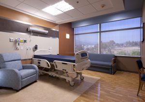 Hospital ABC, Interiorismo Hospitales de Lujo